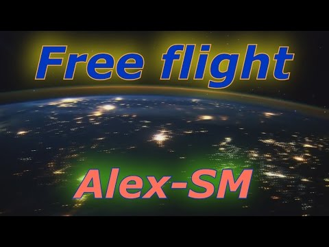 Alex SM - Free flight (клип)