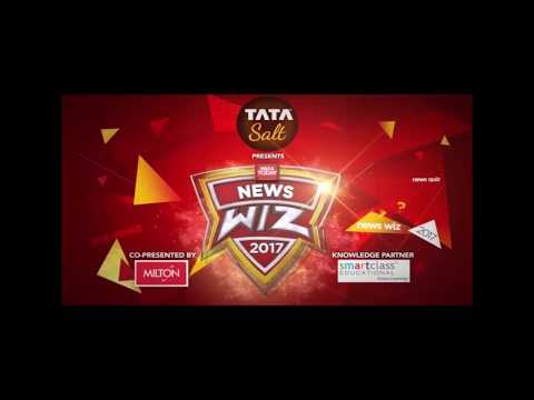 News Wiz 2017: News And Quiz Together In A Battle Of Brains