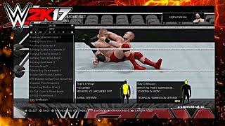 WWE 2K17: Full List of New Finishers!