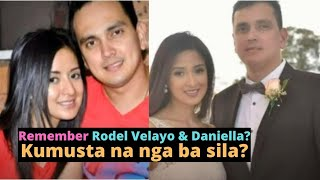 Remember Rodel Velayo ang Daniella? This is their life together now!