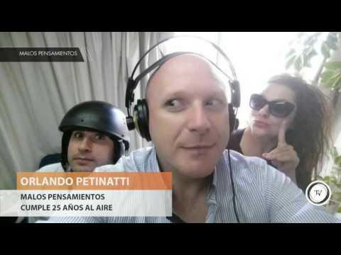 Orlando Petinatti en El Observador TV