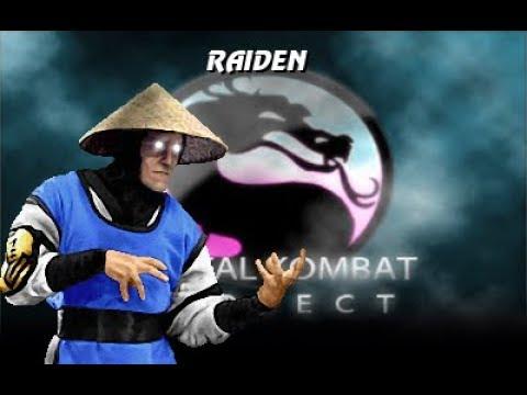 MKP 4.1 Season 2.9 (MUGEN) - Raiden Playthrough