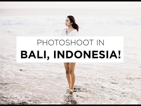 SHOOTING ON FILM IN BALI | CONTAX 645 + PORTRA 400