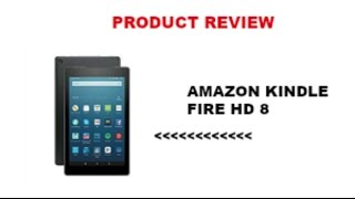 Best Cheap Tablet | Kindle Fire HD 8 | Tablet Review