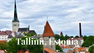 Tallin, Estonia Travel Vlog