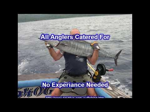 Cost Of A Fishing Charter In Vanuatu PH:+678 22398
