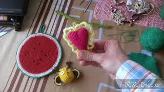 Вязание игрушек. Мой опыт
