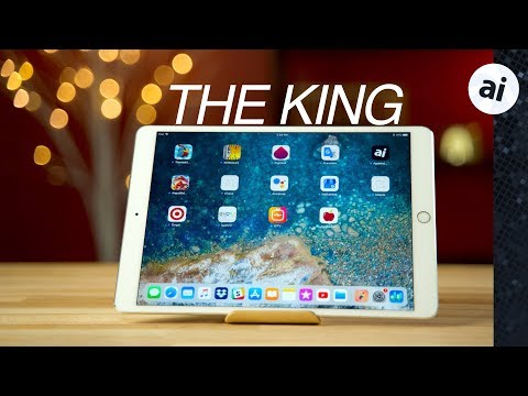 """10.5"""" iPad Pro 1 Year Review - Still the BEST?"""