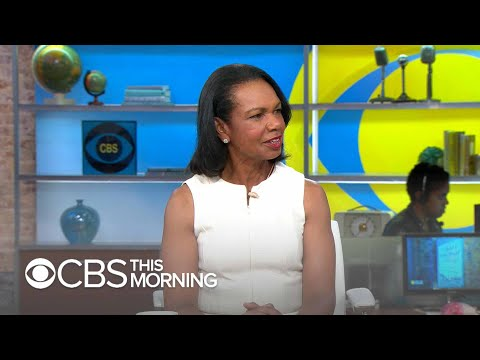 Condoleezza Rice warns of 'four horsemen of the apocalypse' in US foreign policy
