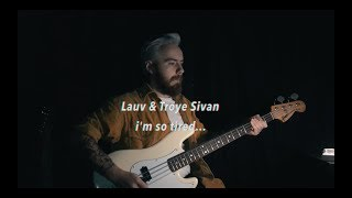 Lauv & Troye Sivan - i'm so tired... (rock-cover by Marin.Guitar)