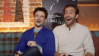 How Well Do Jake Gyllenhaal and Tom Sturridge Know Each Other?