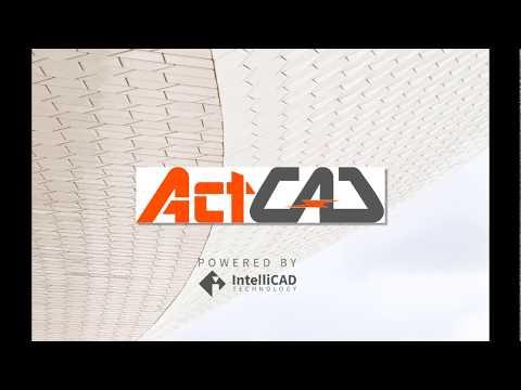 New ActCAD 2019 Professional