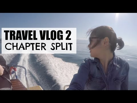 Split, Croatia | May 2016 | Travel Vlog #2