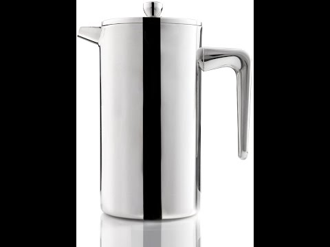 Cozyna Dove Stainless Steel French Press Product Review