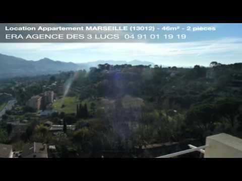 A Louer Appartement Marseille 13012 2 Pieces 46m Youtube
