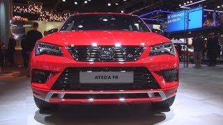 SEAT Ateca FR Black Edition (2020) Exterior and Interior
