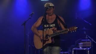 MR Captain singing on Open Stage Sonderborg