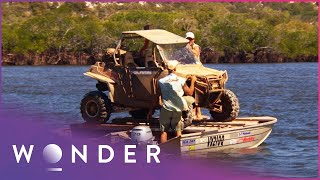 These Men Embark On An Epic Journey Through The Wilderness | All 4 Adventure S1 EP1 | Wonder