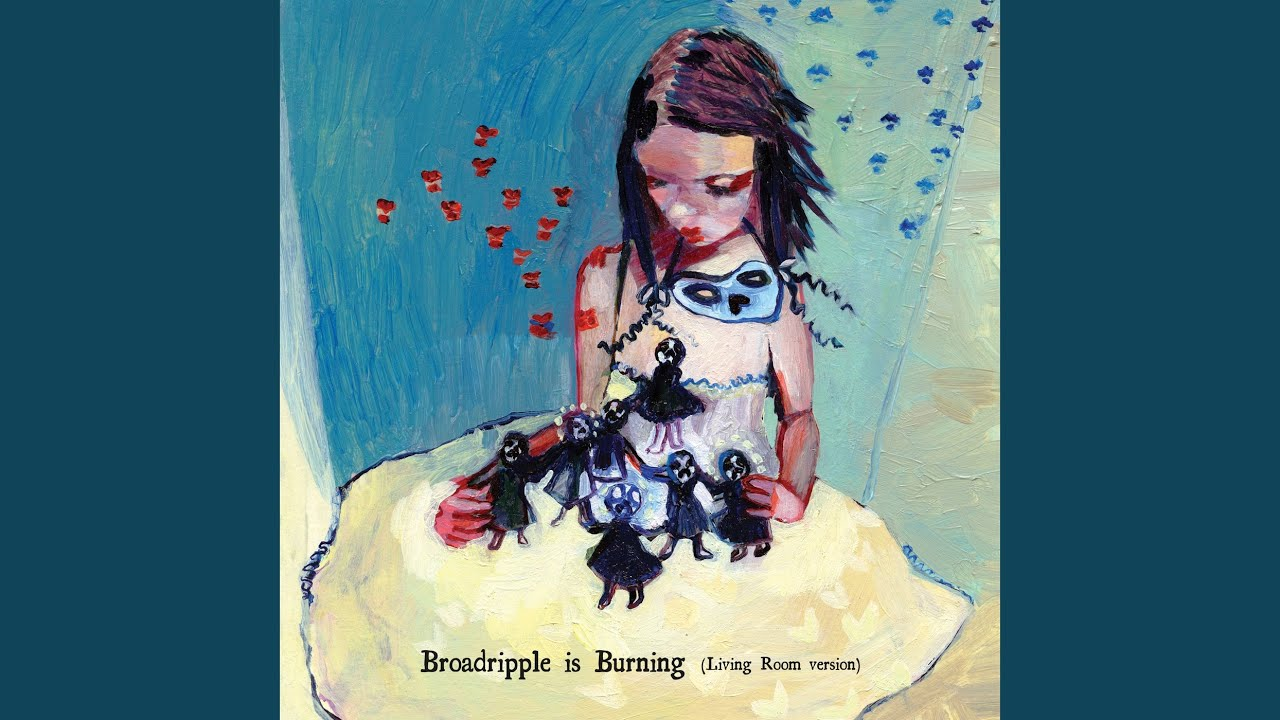Broadripple Is Burning Living Room Version