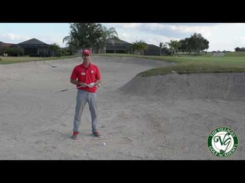 Golf Pro Tip: Bunker Shots