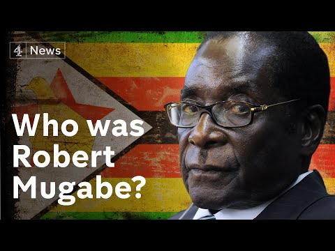 From liberator and hero to dictator and tyrant: Zimbabwe's Robert Mugabe dies at 95
