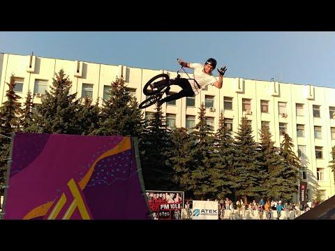 Kolesnikov FMX FEST 2019 (часть 4). Коломна,  31/08/2019