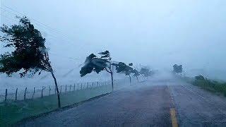 Hurricane WILLA Rakes Sinaloa, Mexico