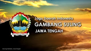 Gambang Suling - Lagu Daerah Jawa Tengah (Karaoke, Lirik dan Terjemahan) - Stafaband