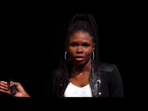 Au-delà de l'Univers visible | Marie Korsaga | TEDxKoulouba