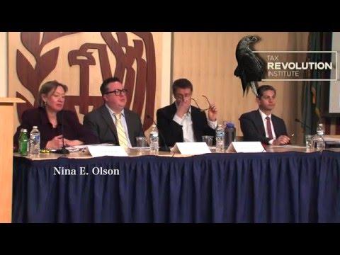 National Taxpayer Advocates Forum 2/23/16 - Panel 3