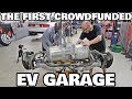 Help Rich Rebuilds open the First Crowdfunded EV shop