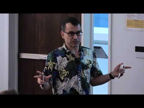 WUNC 2015 - Keynote Lecture - Dr. Mark Maclahlan