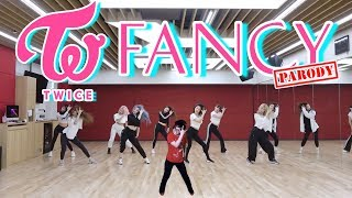 【KY】TWICE - FANCY DANCE COVER(Parody ver.) #MOMODanceFANCY