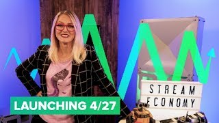 New Show: Stream Economy on 4/27 | CNET