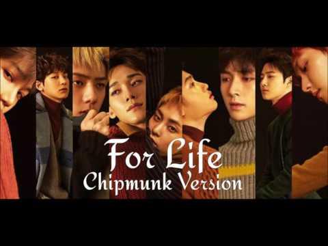 EXO - For Life [Chipmunk Version]
