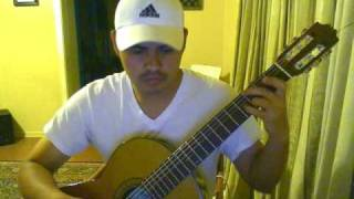The Fool On The Hill  Instrumental Beatles  ( Classical Guitar,guitarra clasica )  Jose Garcia