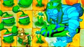 Игра - Растения Против Зомби 2 - смотреть прохождение от Flavios #4