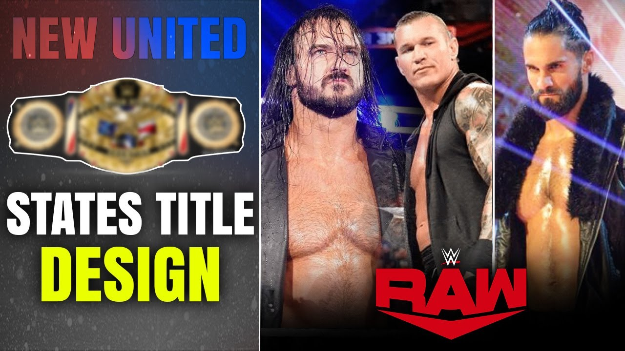 NEW US TItle Design🔥 Reveal RAW, Eye Match Rule, Why Mysterio Deal Expired, Orton WWE Raw Highlights