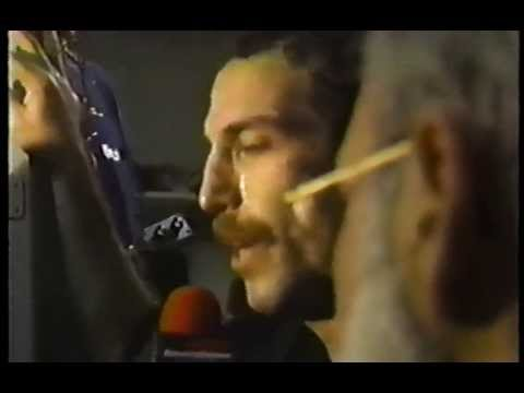 Ray Ferraro Post Game Press Conference Pittsburgh Penguins upset, May 14, 1993