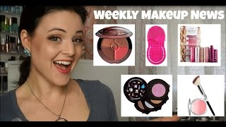 What's Up In Makeup - Makeup NEWS - Week of May 17, 2015 * Jen Luv's Reviews *