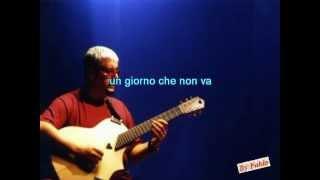 Pino Daniele Un giorno che non va Karaoke