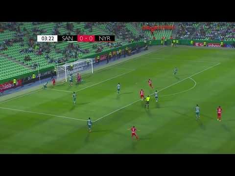 Santos Laguna 4 x 2 New York Red Bulls - Concacaf Champions League 2019