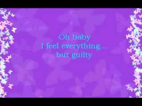 Jessie James ~ Guilty Lyrics