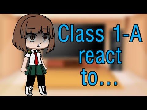 Class 1-A react