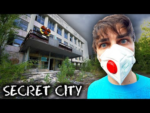 The Chernobyl Secret Nobody Knows... | 100 Hours Inside Exclusion Zone