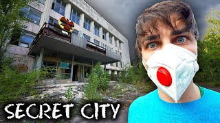 The Chernobyl Secret Nobody Knows...   100 Hours Inside Exclusion Zone