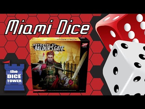 Miami Dice: Betrayal at Baldur's Gate