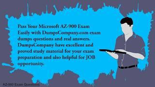 AZ-900 Microsoft Azure Fundamentals PDF Questions