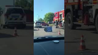 Фото Видео ДТП и дороги Николаева и области: ДТП в Новой Одессе