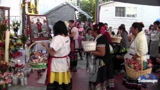 Fiesta a San Miguel Arcangel   2012  En La Santee